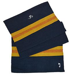 Mysore Practice Rug - Bengal Blue