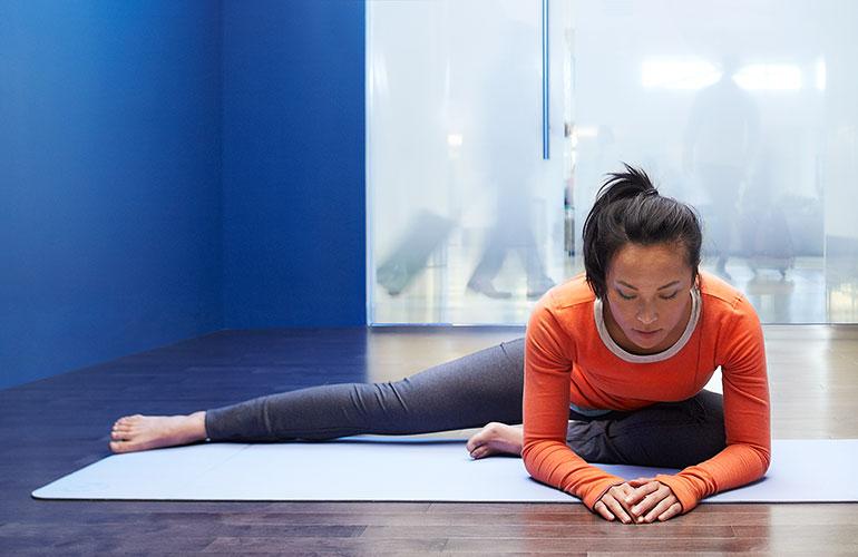 SFO-airport-yoga-room