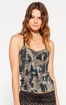 Vinyasa Cami Glamouflage